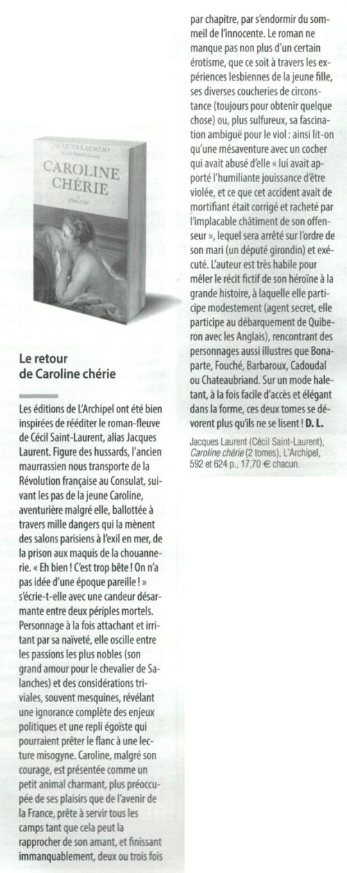 Caroline Chérie