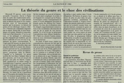 La Nation 07.02.2014