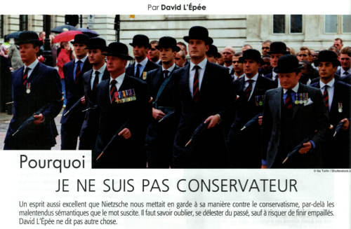 titre conservateur