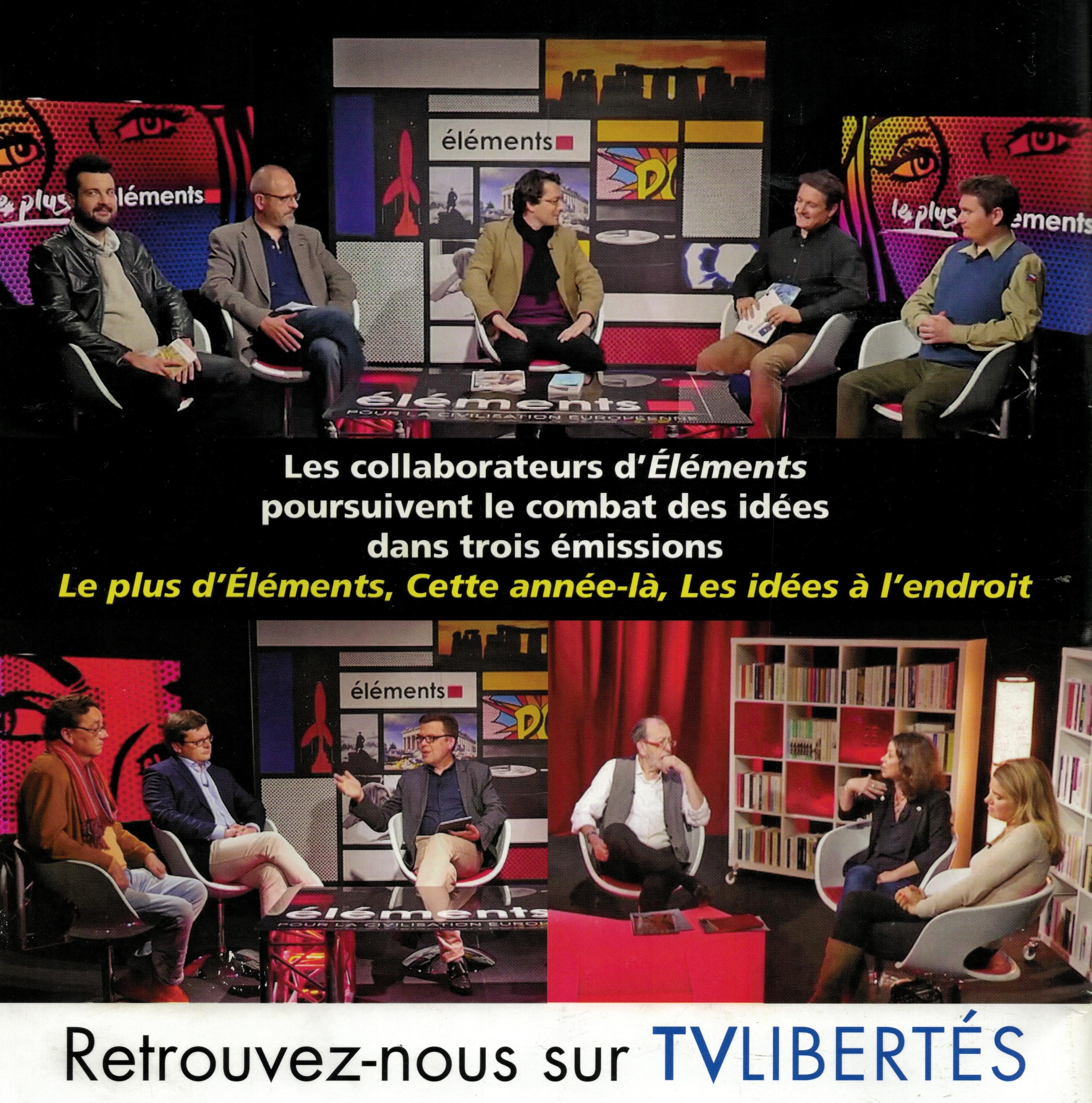 Pub TV Libertés