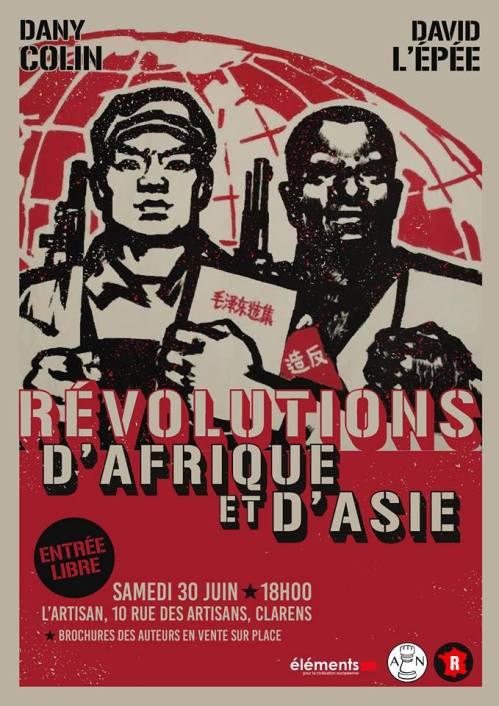 Révolutions d'Afrique et d'Asie