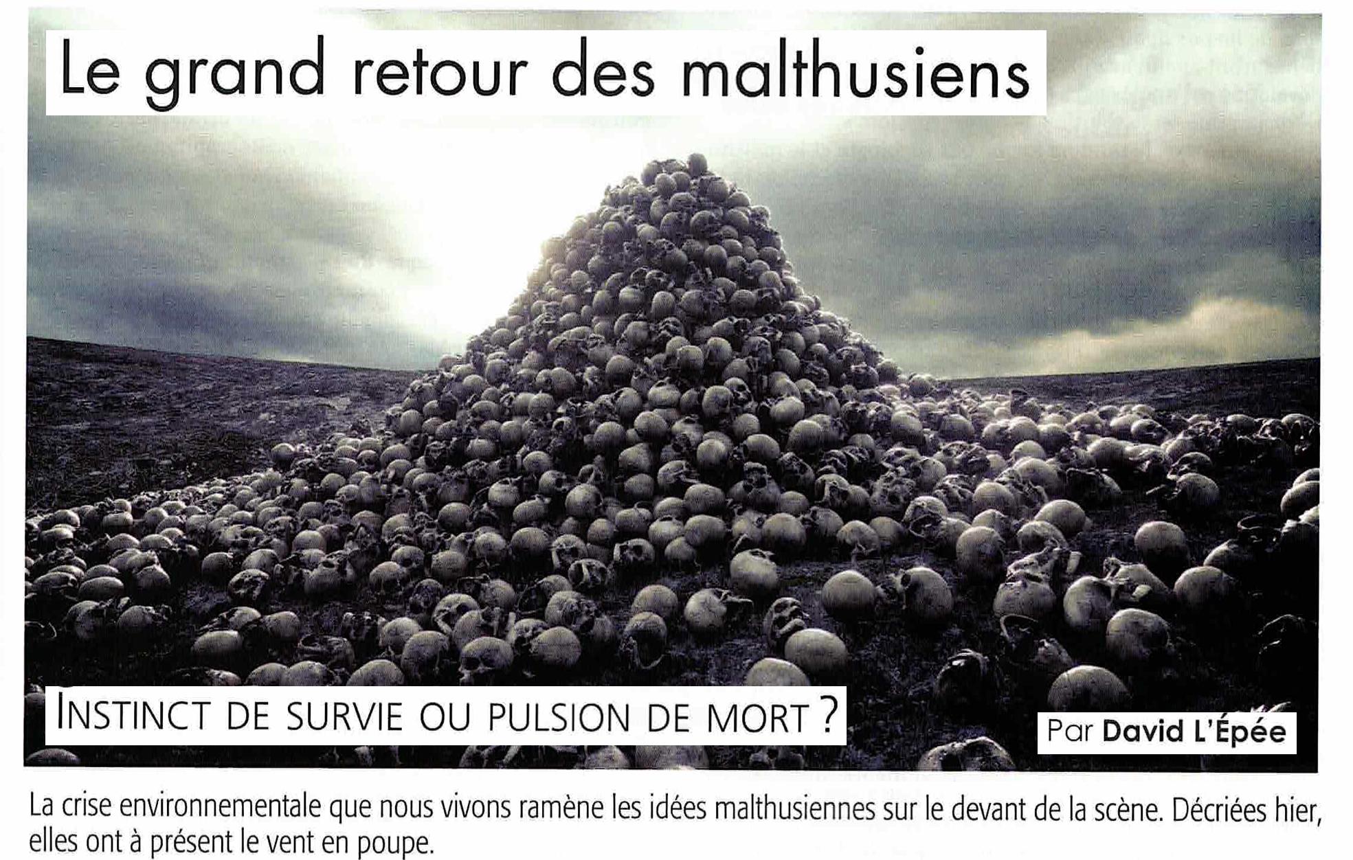 image malthusienss